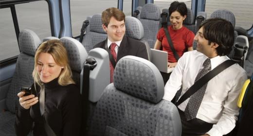 Ford Transit Minibusz bérlés, Transit bérlés, Transit mikrobusz kölcsönzés