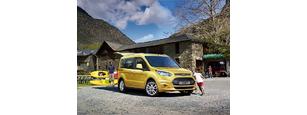 Tourneo Connect Ford kisbusz bérlés