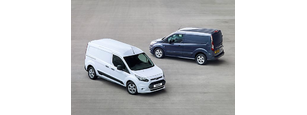 Ford Transit Connect furgon bérlés, teherautó bérlés