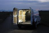 Ford Transit Custom Van teherautó bérlés, kisteherautó bérlés